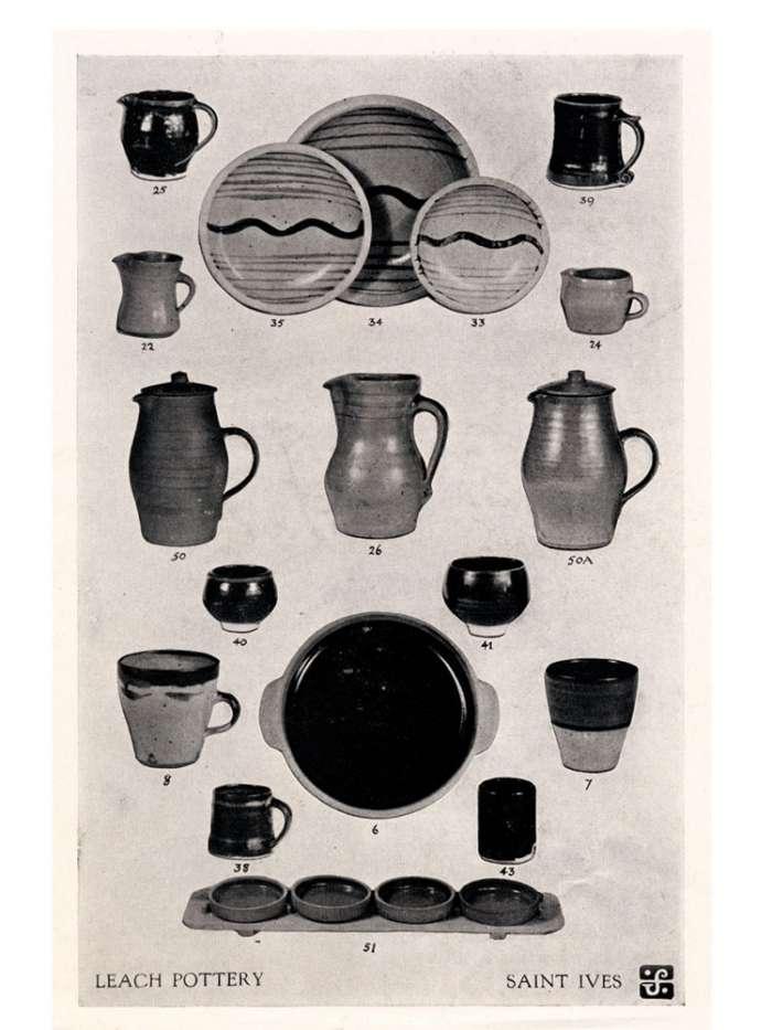 Keramika Leach Pottery