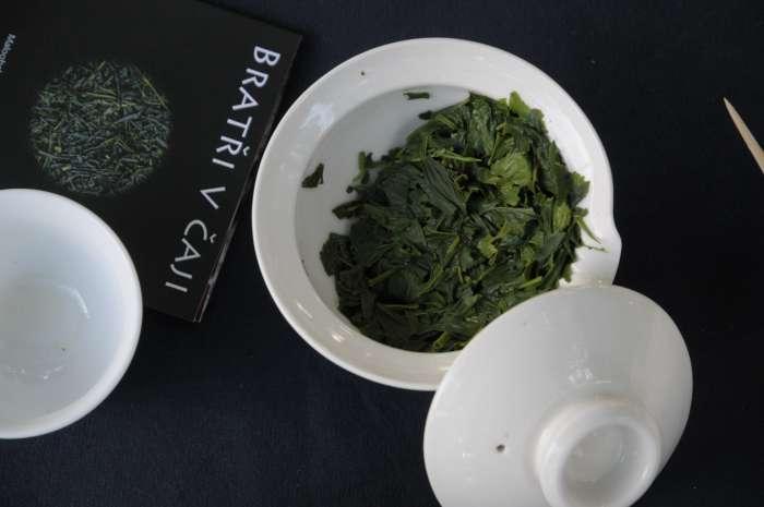 Příprava čaje 11