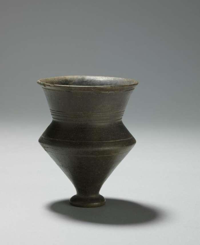 Zakuřovaný pohár