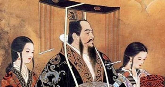První císař, Š'-chuang-ti
