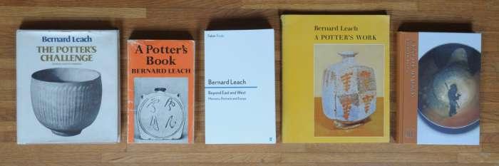Knihy B. Leache