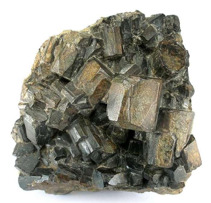 Přírodní varianta minerálu kordieritu