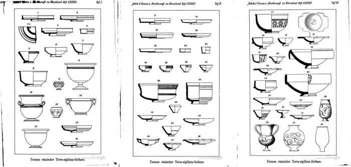 Klasifikace Hanse Dragendorffa