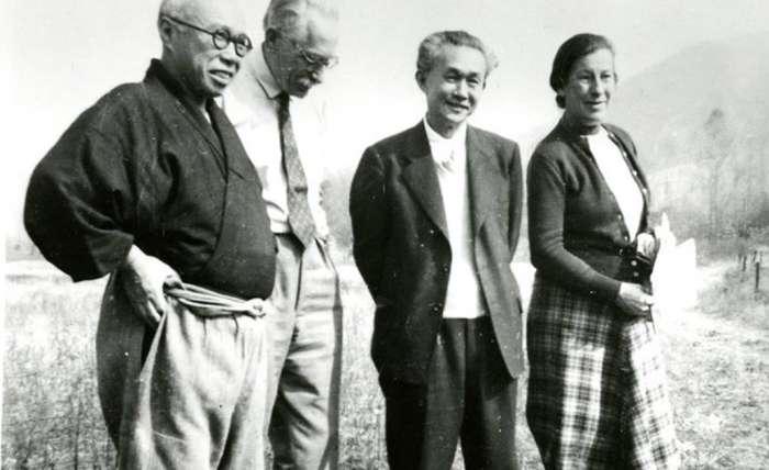 Hamada, Leach, Yanagi, Wildenhein