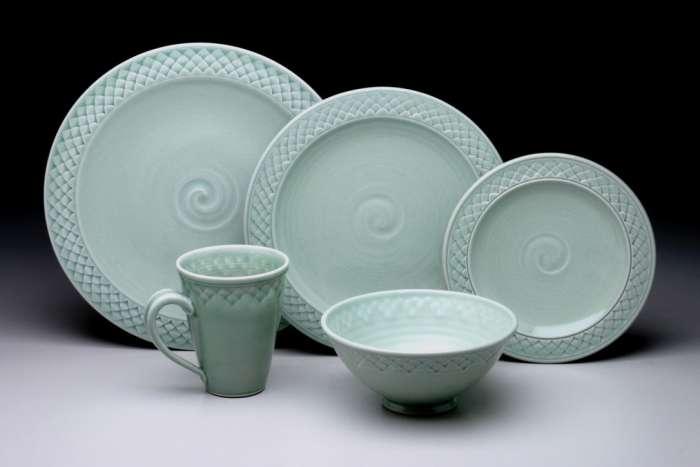 Sada stolního nádobí, 2007