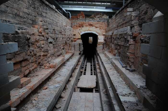 Tunelová pec