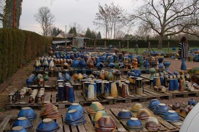 Sklad keramiky II