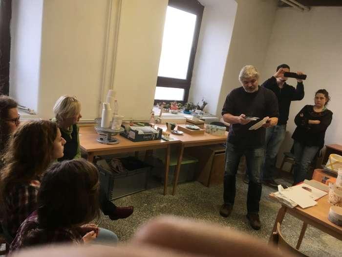 Workshop pro studenty
